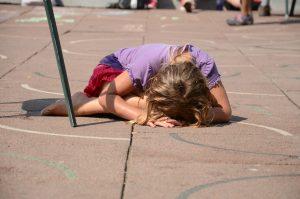 meltdown on the school playground